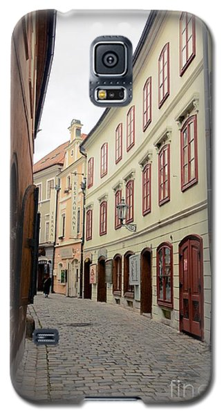 Galaxy S5 Case featuring the photograph Cesky Krumlov IIi by Louise Fahy