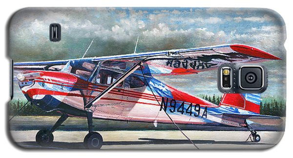 Cessna 140 Galaxy S5 Case