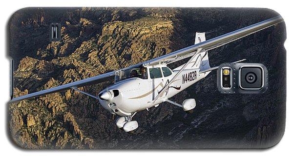 Cessna 172m Galaxy S5 Case