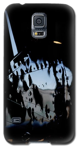 Galaxy S5 Case featuring the photograph Cessna Art I by Paul Job