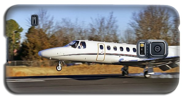 Cessna Citation Touchdown Galaxy S5 Case