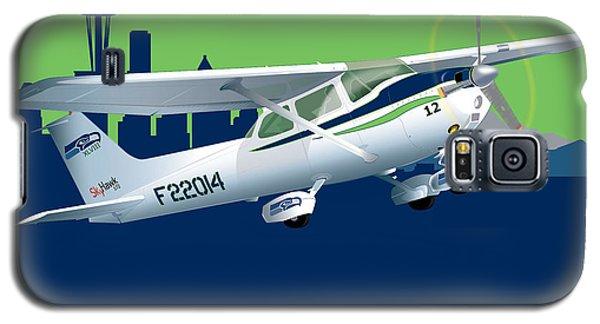 Cessna Skyhawk 172 Galaxy S5 Case