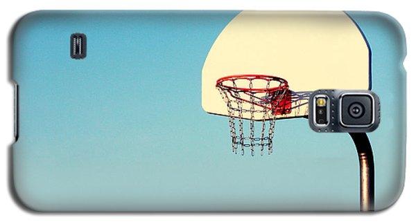 Sport Galaxy S5 Case - Chain Net by Todd Klassy