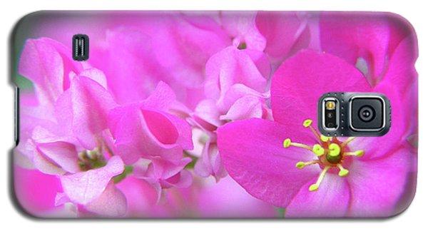 Chain Of Love Vine Galaxy S5 Case