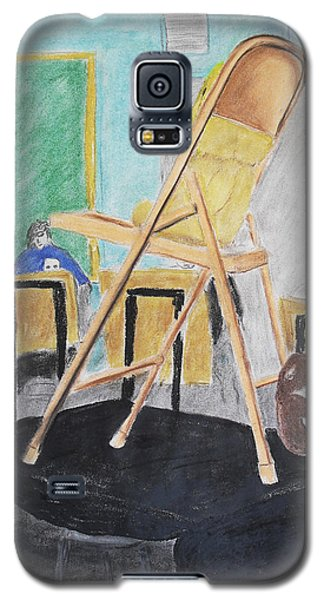 Chair Life Study Galaxy S5 Case