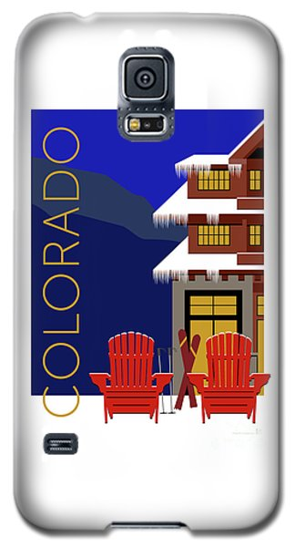 Colorado Chairs Galaxy S5 Case
