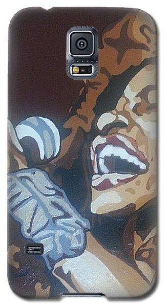 Chaka Khan Galaxy S5 Case
