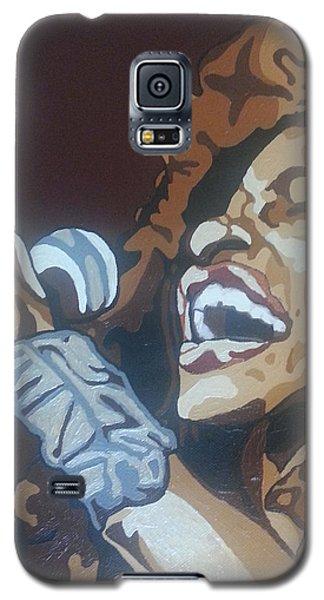 Chaka Khan Galaxy S5 Case by Rachel Natalie Rawlins