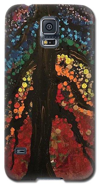 Chakra Tree Galaxy S5 Case