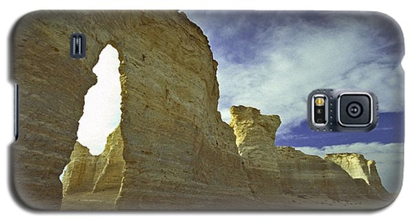 Chalk Pyramids Galaxy S5 Case