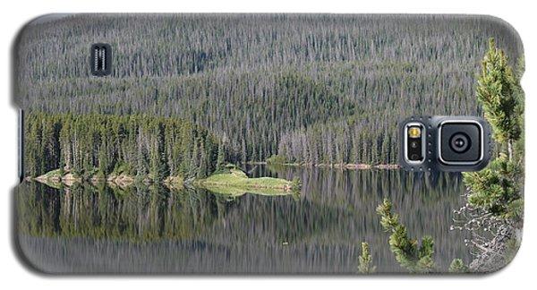 Chambers Lake Hwy 14 Co Galaxy S5 Case