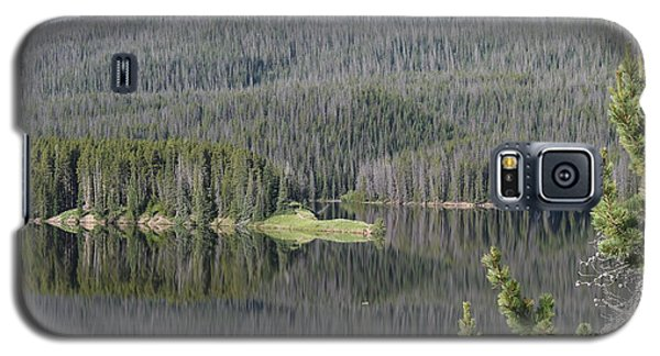 Chambers Lake Hwy 14 Co Galaxy S5 Case