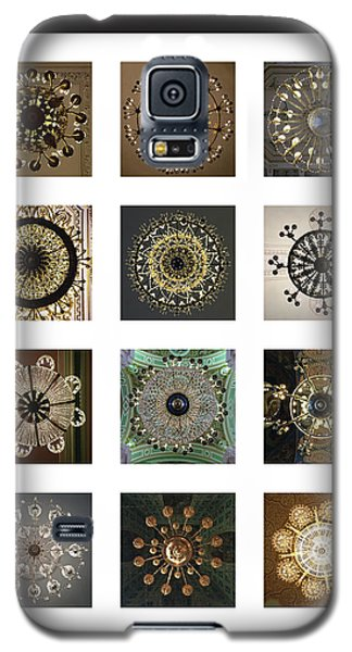 Collection Poster Chandeliers From Russia Galaxy S5 Case