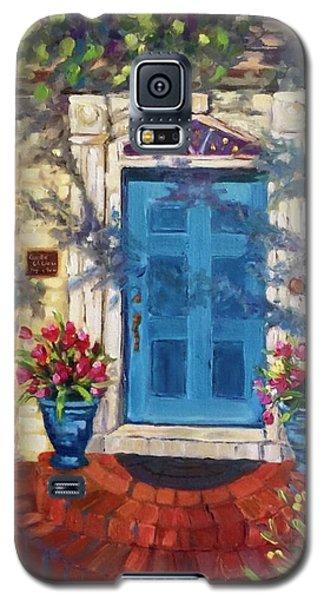 Chandor Gardens Door Galaxy S5 Case
