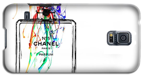 Chanel Galaxy S5 Case by Daniel Janda