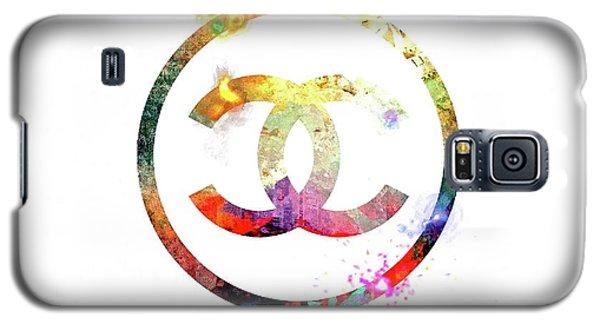 Chanel Logo Galaxy S5 Case