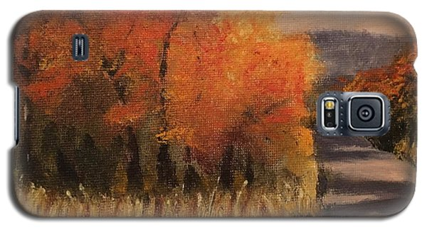 Changing Season Galaxy S5 Case by Sharon Schultz
