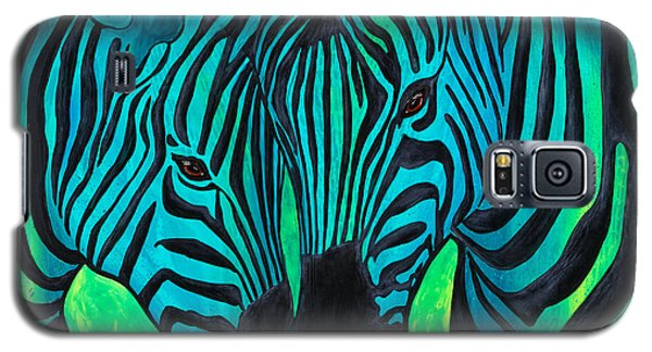 Changing Stripes Galaxy S5 Case