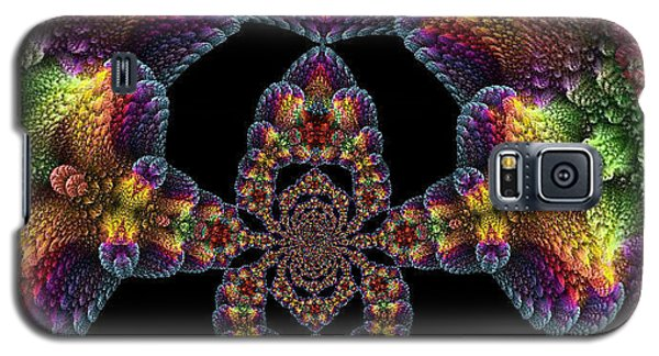 Chaos Circus Galaxy S5 Case by Digital Art Cafe