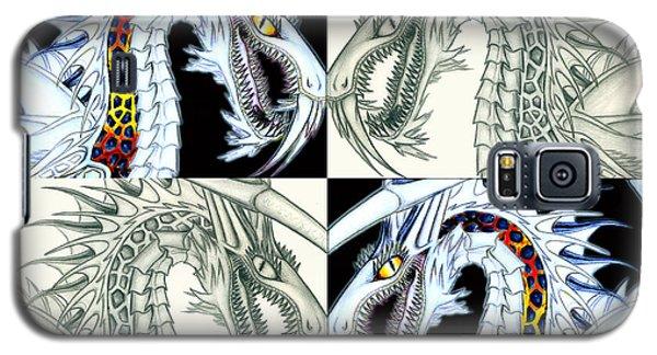 Chaos Dragon Fact Vs Fiction Galaxy S5 Case