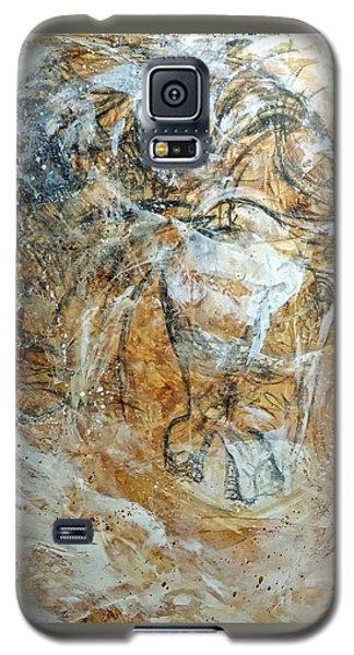 Chaos Galaxy S5 Case by Jennifer Godshalk