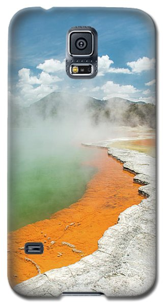 Champagne Pool Galaxy S5 Case