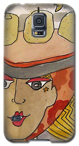 Chapeau Pommes Galaxy S5 Case