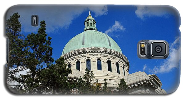 Chapel - Us Naval Academy 3 Galaxy S5 Case by Lou Ford