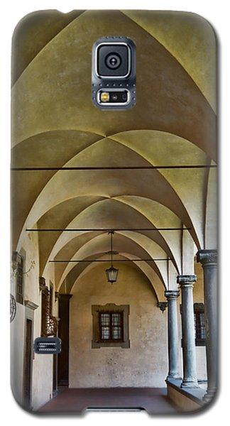 Chapel Hallway Galaxy S5 Case by Kim Wilson