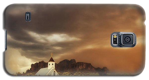 Chapel In The Storm Galaxy S5 Case