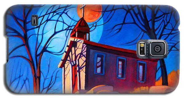 Chapel On The Hill Galaxy S5 Case