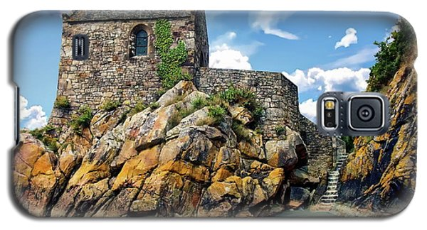 Chapel Saint-aubert Galaxy S5 Case
