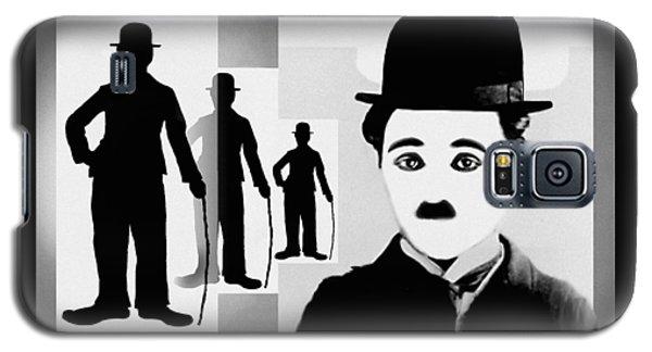 Chaplin, Charlie Chaplin Galaxy S5 Case