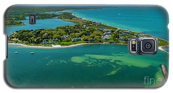 Chapoquoit Island Galaxy S5 Case