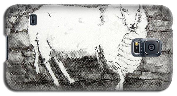 Charcoal Sheep Galaxy S5 Case