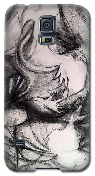 Charcoal Study Galaxy S5 Case