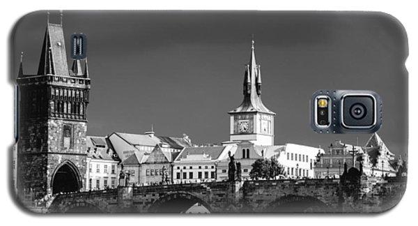 Charles Bridge Prague Czech Republic Galaxy S5 Case