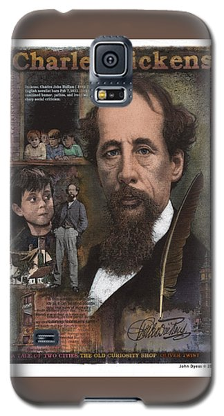 Charles Dickens Galaxy S5 Case