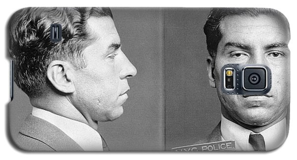 Charles Lucky Luciano Galaxy S5 Case