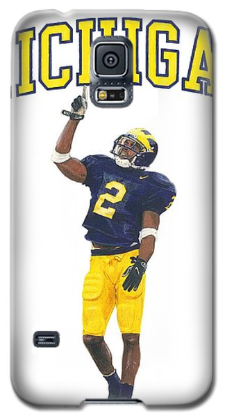 Charles Woodson Galaxy S5 Case