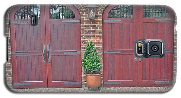 Charleston Doors Galaxy S5 Case