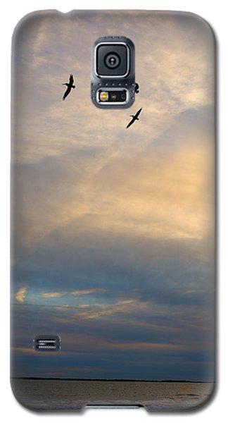 Charleston Seascape Galaxy S5 Case by Steven Richman