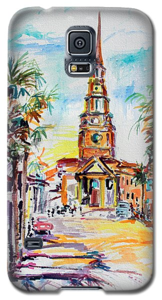 Charleston South Carolina Episcopal Church Galaxy S5 Case