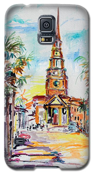 Charleston South Carolina Episcopal Church Galaxy S5 Case