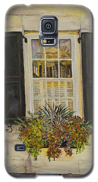 Charleston Window Galaxy S5 Case