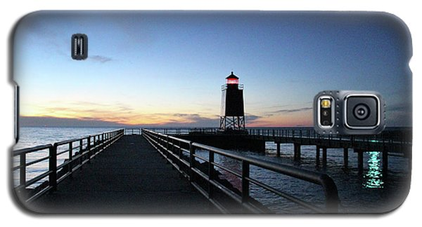 Charlevoix Light Tower Galaxy S5 Case