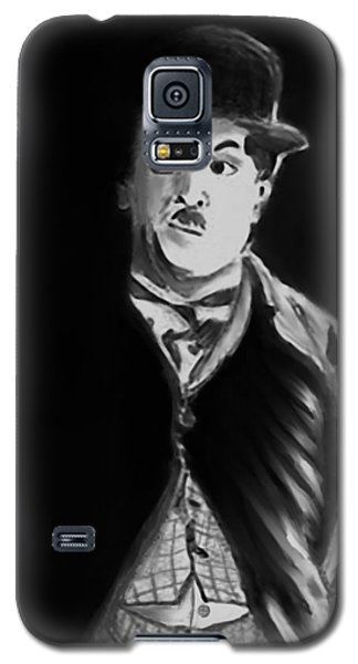 Charlie Galaxy S5 Case by Arline Wagner