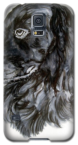 Charlie Galaxy S5 Case by Lil Taylor