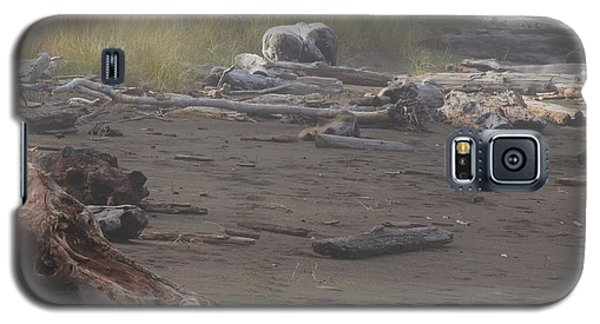 Charlie On Irish Beach Galaxy S5 Case