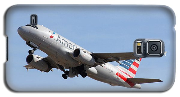 Charlotte Douglas International Airport 26 Galaxy S5 Case